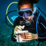 Natasha Gillespie-Wong creator of the PADI Distinctive specialty - Gili Turtle ID & Conservation